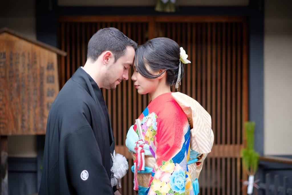 祇園~南禅寺での和装ロケーション撮影